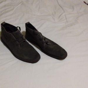 John Varvatos chukka boots